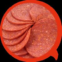 Колбаса пепперони
