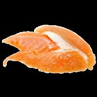 Лось холодного копчения умеренной соли