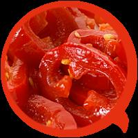 Острый перец Халапеньо красный